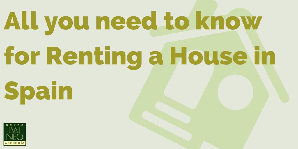 Renting a house in Spain: what you have to know